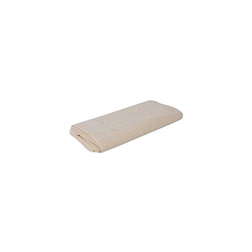 Silverline wasserabweisendes Abdecktuch für Sanitärarbeiten, 1 Stück, white, 943324