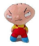 9in-stewie-griffin-plush-toy-family-guy-stuffed-toys-by-20th-century-fox