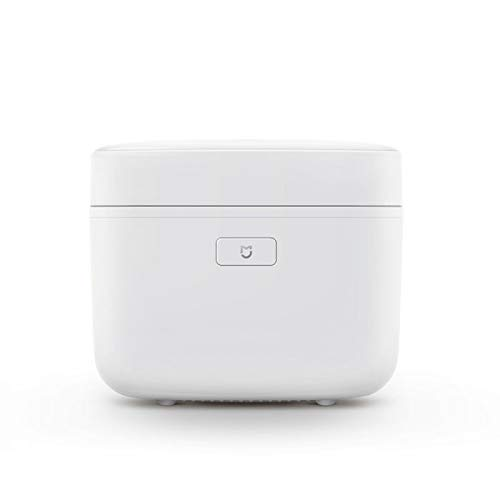 Xiaomi Mi Rice Cooker EU version - Arrocera Inteligente con WIFI, 3 litros de capacidad, más de 3000 métodos de cocción, color blanco