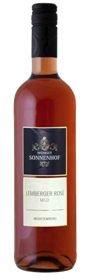 2015 Weingut Sonnenhof Gündelbacher Wachtkopf Lemberger Rosé mild QbA Württemberg (1x0,75l)