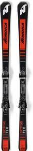 Nordica All-Mountain Ski DOB.SPITF.TI XFDT+TP2 LIG11FDT Black/RED 174 -