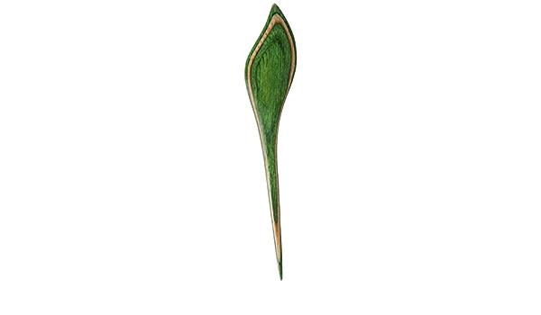 assortis Flora /Épingle /à ch/âle plume bois KnitPro Symfonie