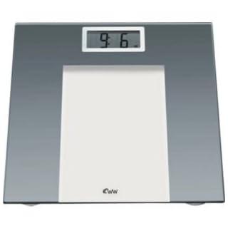 Designer Präzision Weight Watchers Elektronische Skala mit 33mm LCD-Display