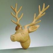 efco-pappart-figura-decorativa-con-forma-de-cabeza-de-ciervo-papel-mach-marrn-39x-31x-25cm
