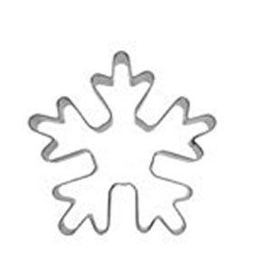 westeng Backform Cutter Plätzchen Werkzeuge Dekorieren Kit Kuchen Kekse Sport in perfekter Form Food-Grade Edelstahl Cookie Mould Baby, 1PCS Unico Tamano Schnee