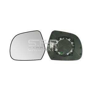 Preisvergleich Produktbild Spiegelglas beheizt + Platte (links )