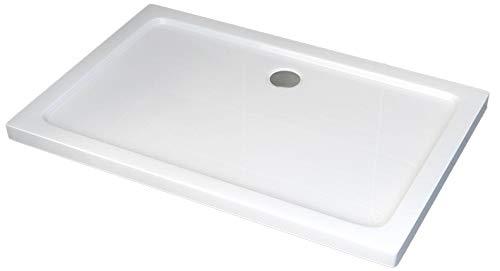 duschwanne 120 Duschtasse Duschwanne - 120 x 90 cm inkl. Ablaufgarnitur