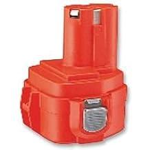 Makita Ni-Cd 1202 12V N/íquel Cadmio 2000mAh 12V bater/ía recargable NiCd Bater/ía//Pila recargable Rojo 12 V 2000 mAh, N/íquel-cadmio s 1 pieza