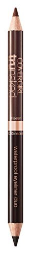 CoverGirl Trunaked Waterproof Eyeliner Duo Pencil, Penny/Espresso, 0.059 Ounce by COVERGIRL (Duo Pencil Eyeliner)