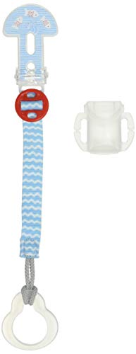 MAM 67273611 Clip it! & Cover Jungen, blau