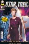 Star Trek Heft 1 Unter falscher Flagge (Star Trek Voyager), Juli 2000, Dino DC Comics, Comic-Heft