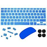 4 in 1 Lilware Accessory Kit für Apple MacBook Pro 13