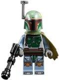 Lego Star Wars Boba Fett Minifigure 9496 by LEGO