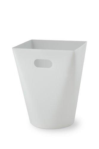 Authentics Midi 1093828 Corbeille à papier 12 x 25 35 x 27 cm Transparent