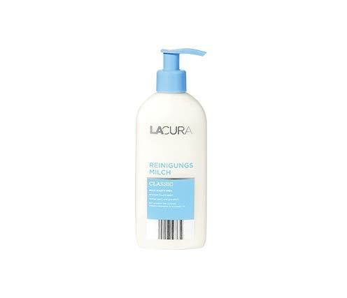 LACURA Reinigungsmilch mit grünem TEE-Extrakt, Vitamin-Komplex und AVOCADO-ÖL 250 ml