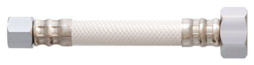 16.850731123/8Zoll Comp von 1/2Zoll FIP von 12Zoll Nylon verstärkte Wasserhahn Zuleitung
