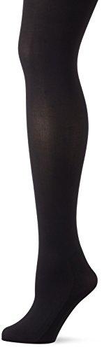 Dim Style Opaque Velouté Spécial Sneakers, Collants Femme, 50 Den Noir (Noir), Large (Taille fabricant: 3/4)