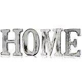 White Wash Shabby Chic Holz Buchstaben–Home