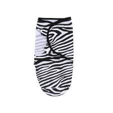Summer Infant SwaddleMe PUCSACK - Zany Zebra (Gr. Small) schwarz/weiss aus USA