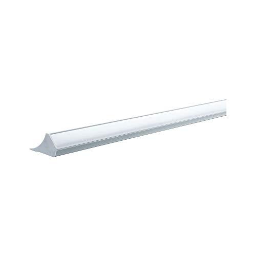 Paulmann 704.39 Function Corner Profil 200cm Grau Kunststoff 70439 Lichtleiste Aluprofil Stripes Strips
