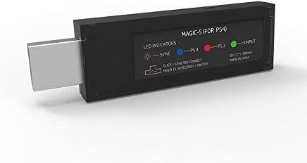 Mayflash MAGIC-S Wireless Adapter für PS4 , PS3 und PC