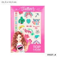 Top Model Tattoos Metallic TOPModel (0010227), Multicolor (DEPESCHE 1)