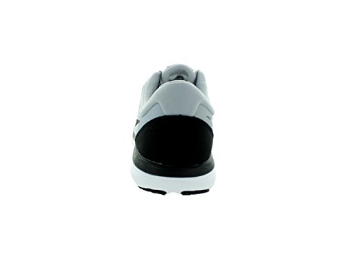 Nike Flex 2014 Rn 642791-017 Herren Sportschuhe Wolf Grey / Black / White