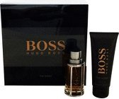 Hugo Boss The Scent Set: 100ml EdT + 75ml ASB