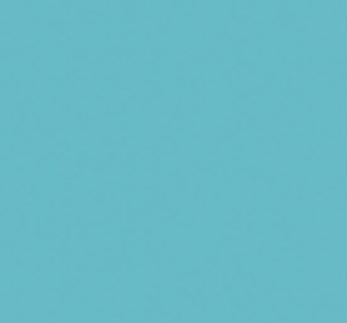 Venilia 53301 Klebefolie Unimatt karibikblau 45 cm x 200 cm