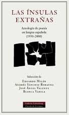 Las Ínsulas Extrañas: Antología Poética 1950-2000
