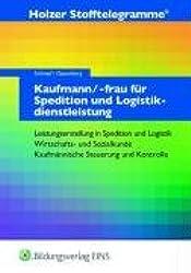 Stofftelegramme. Kaufmann/Kauffrau für Spedition und Logistikdienstleistungen