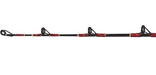 FLADEN-Set da pesca TRIGGER, 0,75 m-Canna da pesca, ideale per uso in mare e in acqua dolce, Kayak o canoa 12-460-2 []