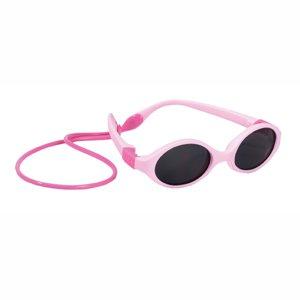 Béaba Baby Jungen (0-24 Monate) Flex Sonnenbrille rosa mehrfarbig