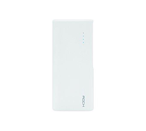 Rock ITP105 10000mAH Power Bank (White)