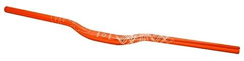 Wag guidon vTT Oversize aluminium 780mm 10degrés Orange (Guidons VTT)/Handlebar MTB Oversize aluminium 780mm 10Degrees Orange (Handlebars VTT)
