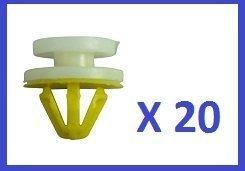 kunststoff-panel-clip-fur-range-rover-landrover-renault-gm-nissan-gelb-und-weiss