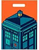 Doctor Who Party Loot Bags Pkt