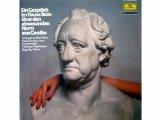 Ein Gespräch im Hause Stein über den abwesenden Hern von Goethe [Vinyl LP record] [Schallplatte] (Gespräch Steine)