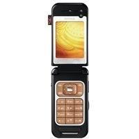 Nokia 7390 Bronze Black