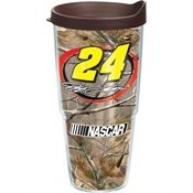 Tervis Tumbler Nascar Jeff Gordon #24 Realtree Camo Wrap 24oz with Lid by Tervis (Gordon Camo)
