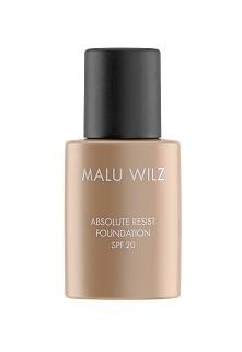 Malu Wilz Dekorative: Absoulte Resist Foundation SPF 20 (30 ml): Malu Wilz Dekorative: Farbe: 22 sweet apricot brown