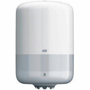 Tork Wischtuch-Innenabrollungsspender Elevation (M2-System) Kunststoff weiß