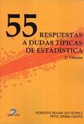 55 respuestas a dudas típicas de estadística por Roberto Behar Gutiérrez