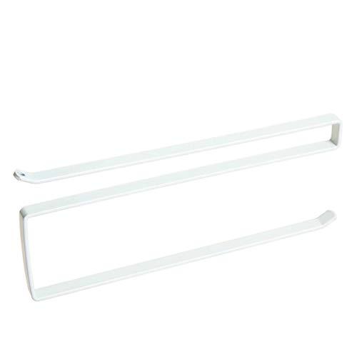 Eisen Rollenpapier-Rack Küchenschrank hängende Papierhandtuchhalter Tissue Cling Film-Aufbewahrungs-Rack Mengonee