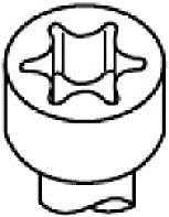 Payen HBS358 Kit pour boulon de culasse