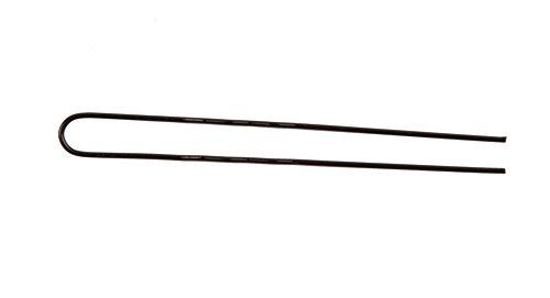 Solida garnie Freda 1 pièce, ondulés, grand modèle, noir
