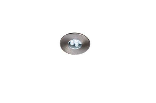 MASSIVE 590231710 INTERIOR RECESSED LIGHTING SPOT 0 36W CROMO PUNTO DE ILUMINACION - PUNTO DE LUZ (CROMO  INTERIOR  RECESSED LIGHTING SPOT  METAL  IP20  DORMITORIO  SALON)