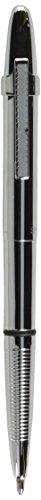 Fisher Space Pen 400Cl mittel schwarz 1pièce (S)–Kugelschreiber (schwarz, chrom, mittel, 1Stück (S))