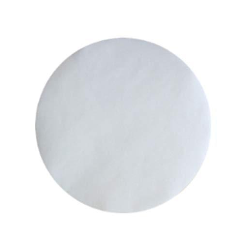 dicht ölbeständiges Weiß Antihaft Küchen Dampfer Ofen Backen Koch Papier (D) ()