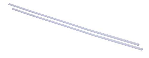 Preisvergleich Produktbild hr-imotion 12110601 Türkantenschutz Durchsichtig (2X 640 mm) [U-Profil | Hochflexibel | Zuschneidbar Selbstklebend]